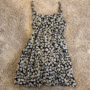 Sunflower Dress- BRANDY MELVILLE